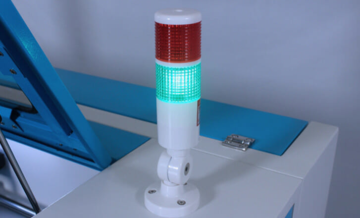 thunder laser alarm lamp
