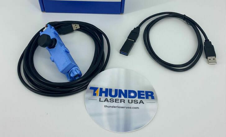 thunder laser thundercam